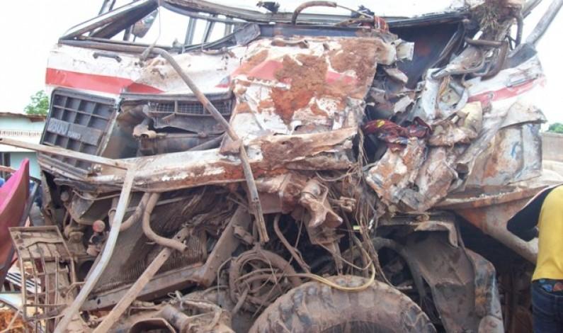 Mbanza-Ngungu : accident de circulation :4 morts