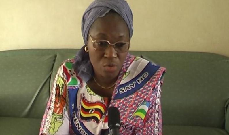 Matadi : les femmes ne veulent pas de l'article 13 de la loi électorale
