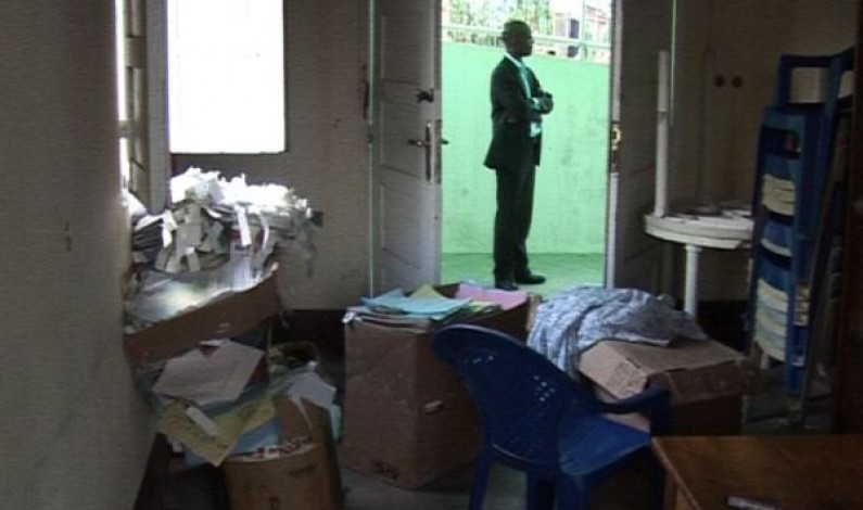 Bas-Congo:cambriolage au centre de capture des passeports biométriques