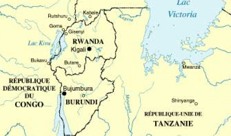 Burundi-RDC-Rwanda : partager bien plus qu'une frontière