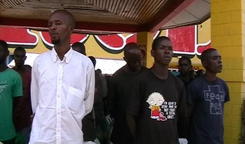 Matadi : condamnés à 20 ans de prison
