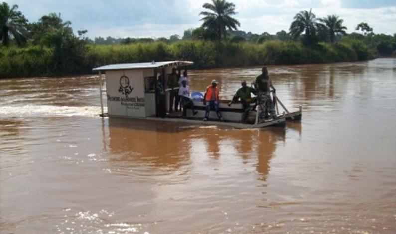 Kisantu: bientôt la pêche dans la rivière Inkisi