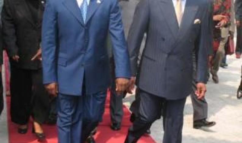 La RD Congo et la République du Congo ont harmonisé leurs vues
