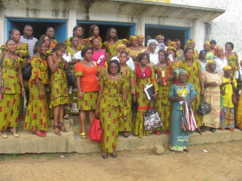 Inga : sensibilisation ratée des femmes juristes à cause d'une promesse non tenue