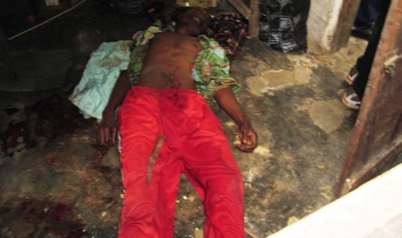 Matadi : poignardée pour avoir refusé d'assouvir les désirs sexuels de son concubin