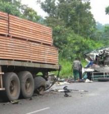 Kongo central : plusieurs morts des suites d'un accident de circulation à Nduizi