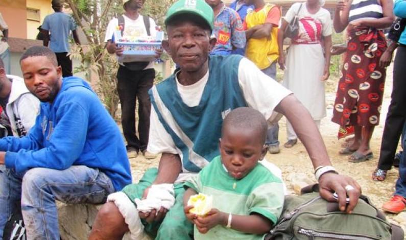 Bas-Congo : Un accident de circulation  tue deux  supporteurs de Daring  club motema pembe