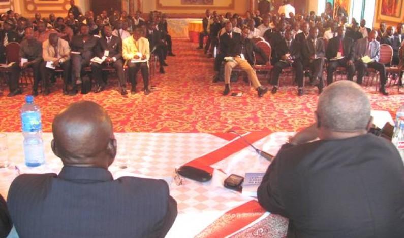 Bas-Congo : encore trois ans pour le bâtonnier Jacques  Zakayi à la tête du barreau