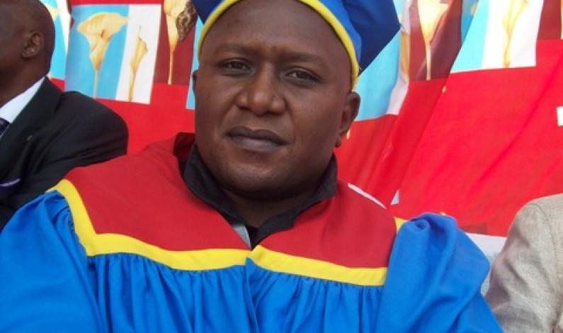 Mbanza-Ngungu : installation du  2è professeur de l'Université Kongo