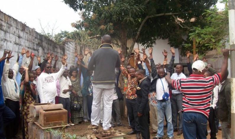 Bas-Congo: payés comme journaliers, les recrues de la société nationale d'électricité en grève