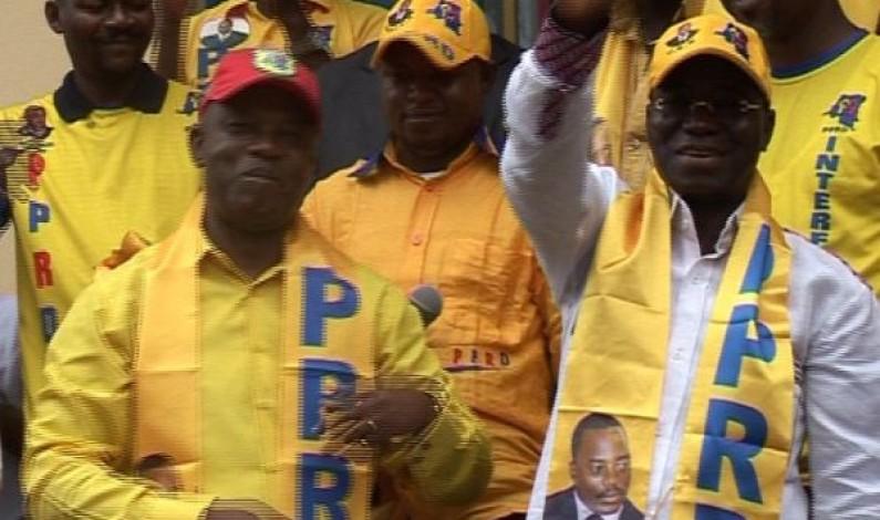 Rd Congo : Congrès du parti présidentiel :'' le grand-père invité à laisser le fils travailler…''.