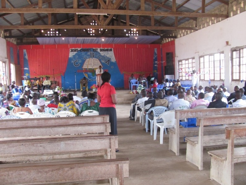 Bas-Congo:les églises chrétiennes veulent des élections apaisées