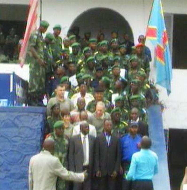 Muanda : de nouveaux militaires outillés sur  les droits des prisonniers