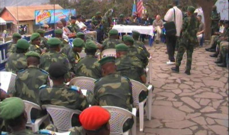 Matadi : des militaires et policiers formés sur le respect de la dignité humaine pendant la guerre