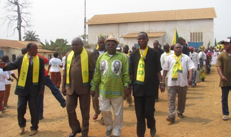 Bas-Congo:Elections : l'honorable Kembukuswa se représentera à la députation nationale à Songololo