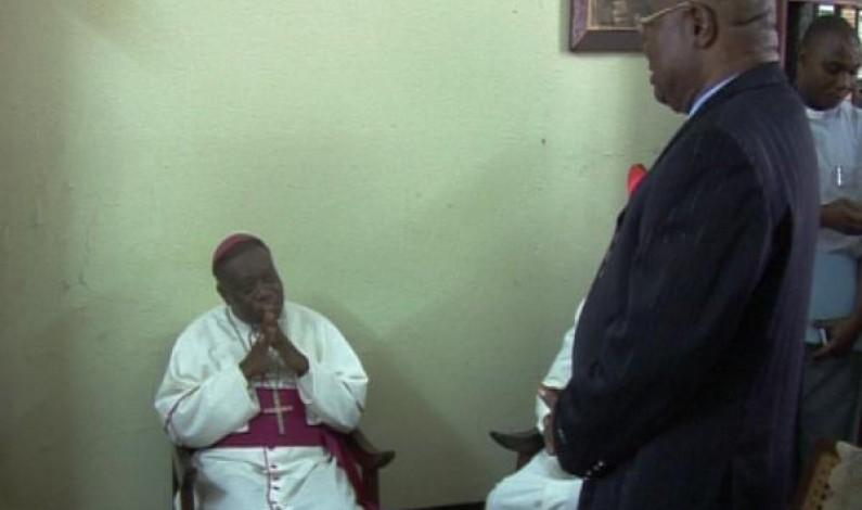 Matadi : Josué Nkuti prend son poste de coordinateur des écoles conventionnés catholiques