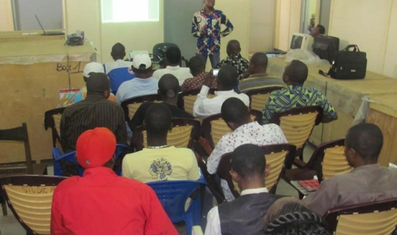 Bas-Congo : Les techniciens de la radio télévision nationale à l'école du numérique
