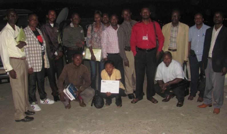 Bas-Congo : les journalistes ont concilié avec succès la théorie à la pratique