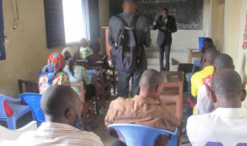 Matadi : marginalisés, les sourds muets se sentent mieux dans leur église