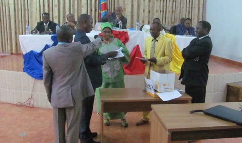 ''Faute de qualité'', les cinq députés qui ont réintégré l'hémicycle du Kongo Central suspendus