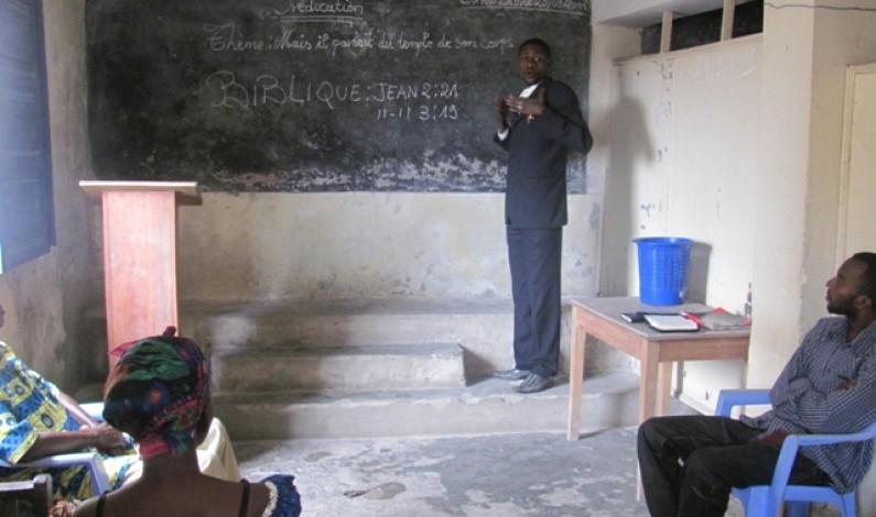 Bas-Congo : les sourds-muets ne savent pas comment ils vont voter