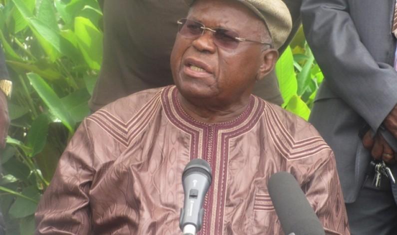 Matadi : Etienne Tshisekedi, un modèle en politique