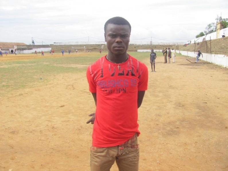Bas-Congo:Un jeune arbitre de foot consciencieux très apprécié