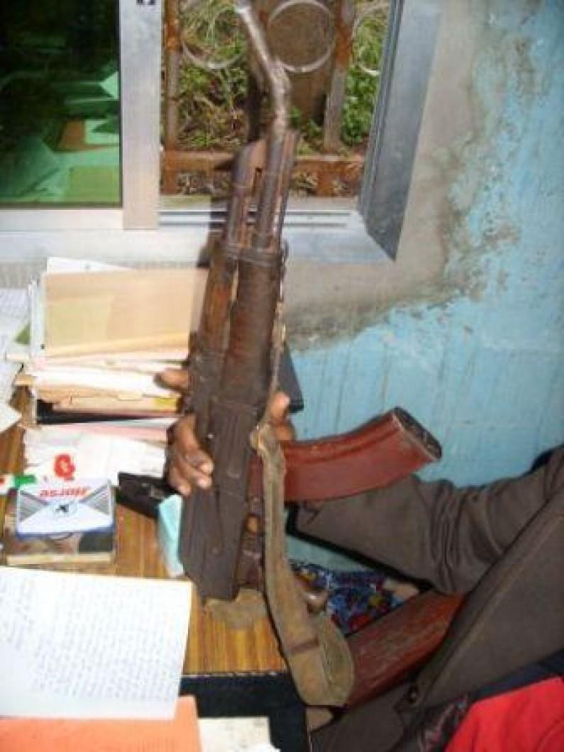 Kisantu: une personne tuée lors d'un vol à mains armées