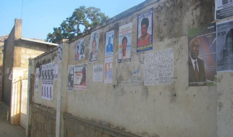 Election législative : un candidat mal élu ravit ses biens distribués lors de la campagne