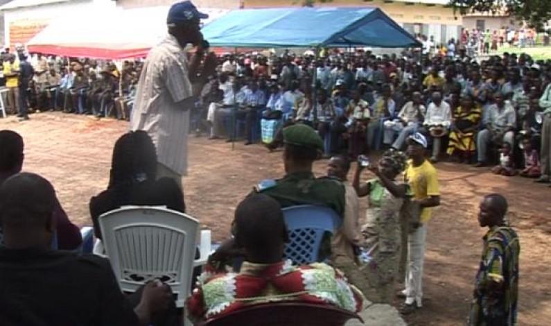 Elections présidentielles : les habitants de Luozi exigent le courant électrique pour voter  Kabila