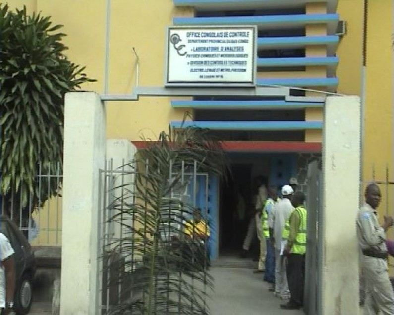 Matadi : amputé de certaines perceptions, l'office congolais de contrôle en colère