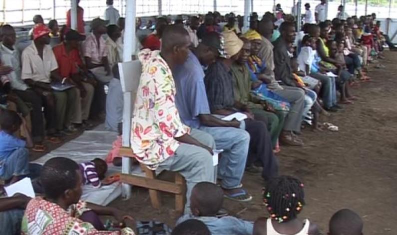 Rd Congo : premier rapatriement volontaire des réfugiés angolais