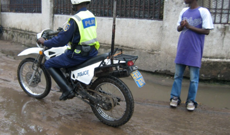Elections : du matériel roulant pour la police du Bas-Congo