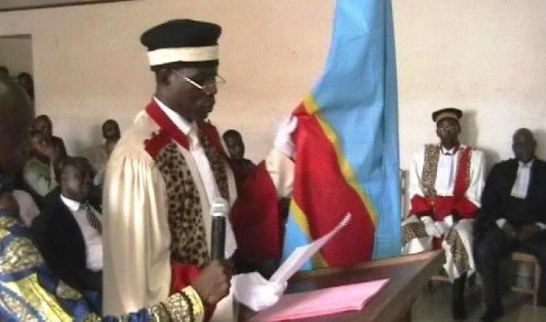 Bas -Congo : deux hauts magistrats renouvellent  leur serment