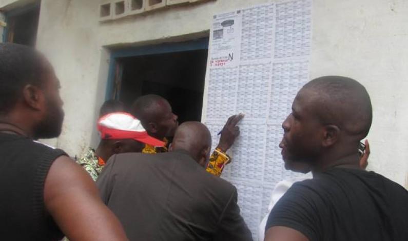 Matadi : des candidatures déposées au compte- gouttes