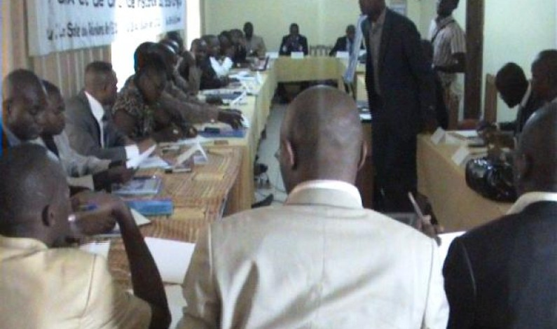 Matadi : les nouveaux juges appelés à être prudents sur la loi sur les violences sexuelles