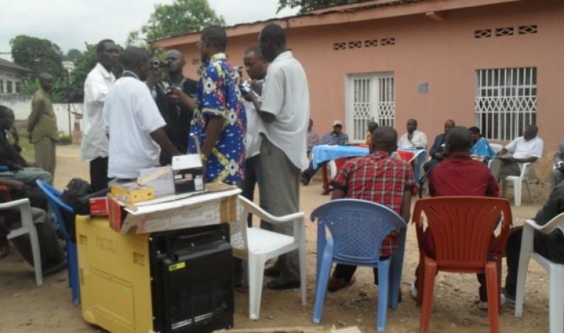 Matadi:les démobilisés refusent le matériel mis à leur disposition