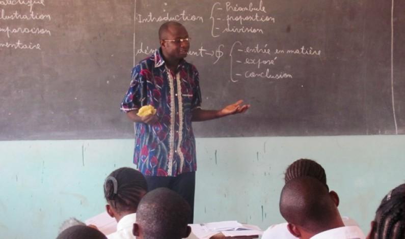 Matadi : des élèves formés à bien disserter