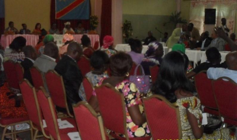Bas-Congo : les femmes invités à dénoncer les violences faites contre elles