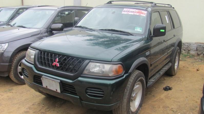 Bas-Congo : une jeep pour le boxeur Maroy Sadiki