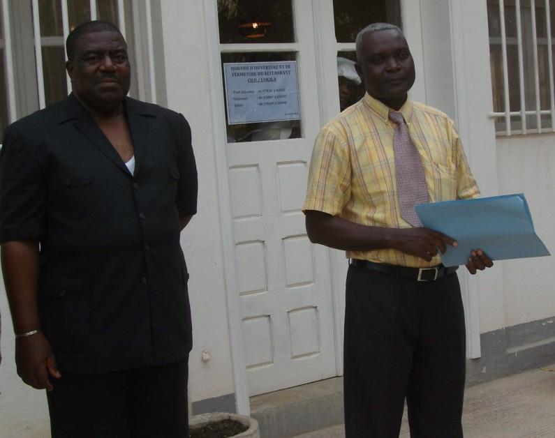 Office congolais de contrôle : ''Je dois relancer la direction du Bas-Congo…''