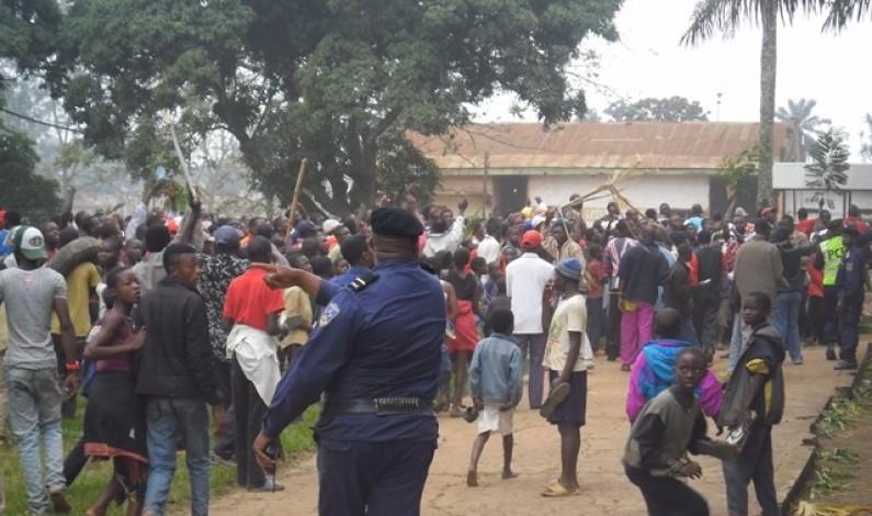 Mbanza-Ngungu : face à l'insécurité, des jeunes se mobilisent