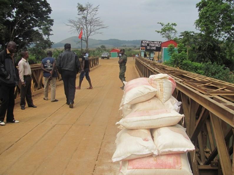 Un nouveau pont Lufu cadeau du gouvernement de Do Zaïre aux Congolais