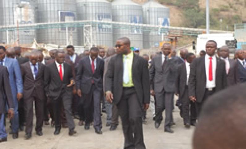 Matadi : des mesures pour réduire la cherté du port