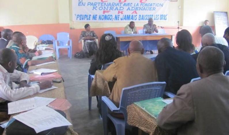 Bas-Congo: les habitants invités à participer massivement aux élections prochaines