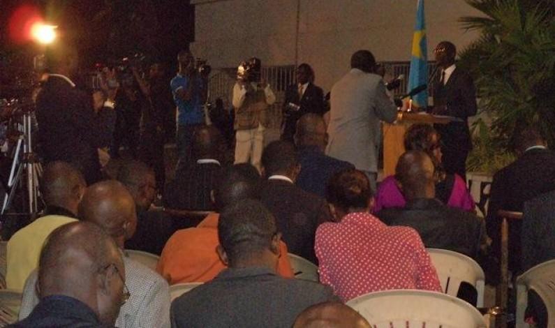 Bas-Congo : ''Je ne m'accroche pas mais, ce n'est pas à moi d'organiser les élections''