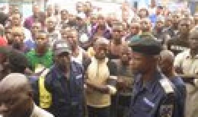 Opération « Kongo Central Kimya » lancée à Matadi pour traquer les hors la loi