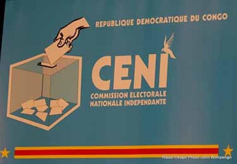 """CENI:""""…la démission du président ne peut bloquer le processus électoral"""""""