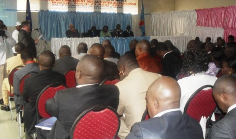 Bas –Congo : Un programme d'appui à la réforme de la justice