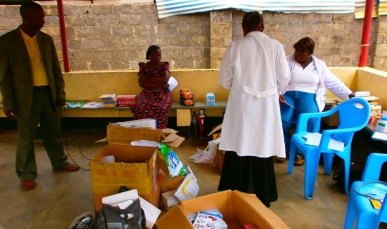 Consultations gratuites en faveur des pauvres habitants de Muanda